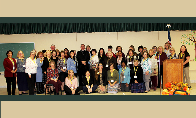 Bishop's Mass and Certification of Catechetical Leaders